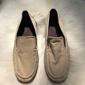 Airwalk Beige Slip On Comfort Shoes